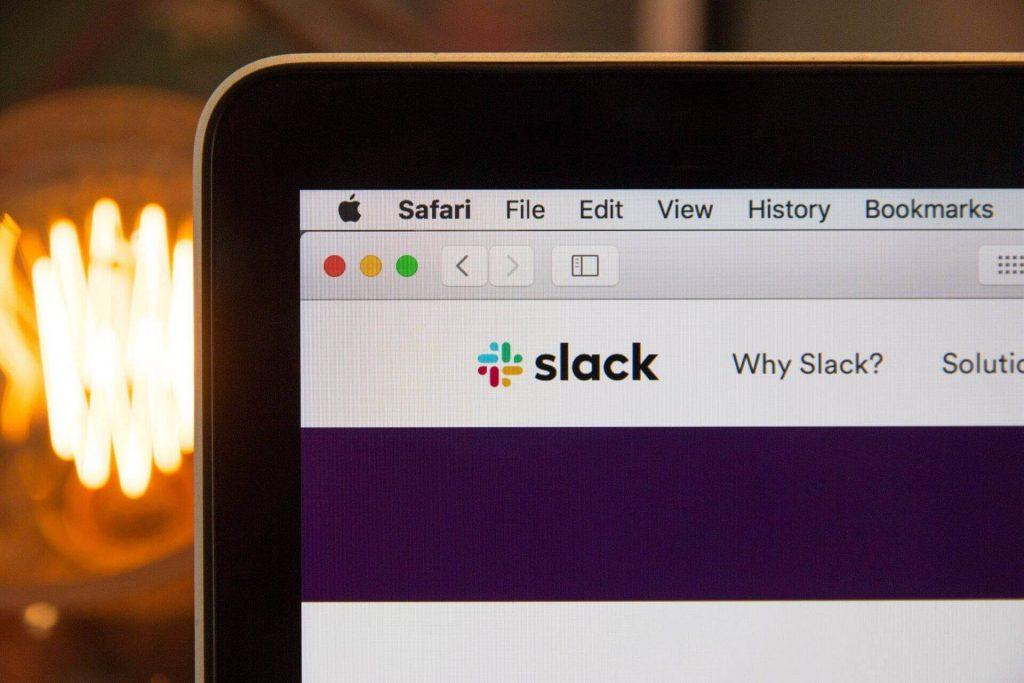 slack herramientas trabajo remoto