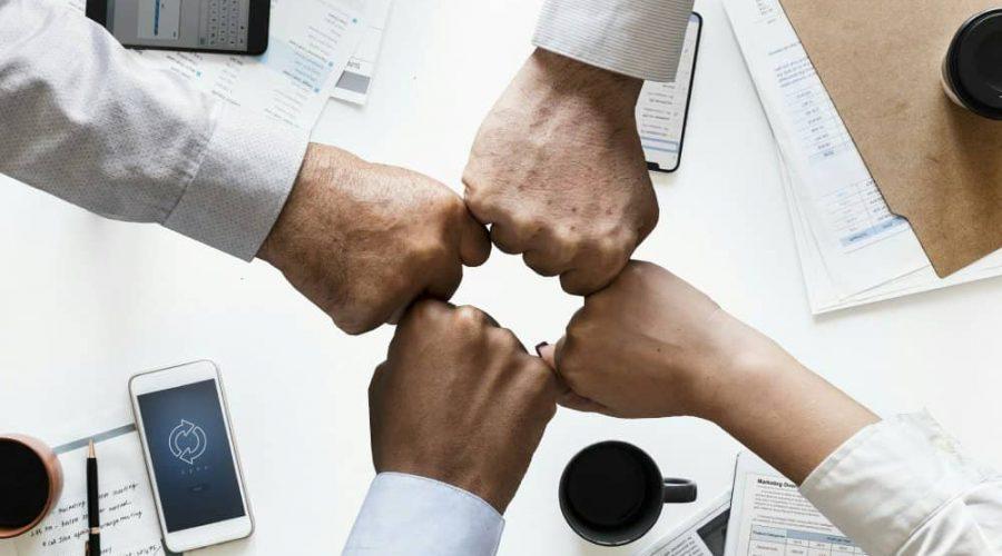 trabajo en equipo organizacion pilares
