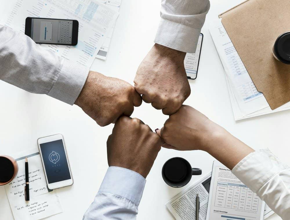 trabajo en equipo organizacion